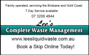 Lee's Complete Waste Management