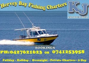 Hervey Bay Fishing Charters - KJ